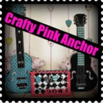 Crafty Pink Anchor